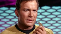 Captain Kirk Toasts New London Mayor With Epic