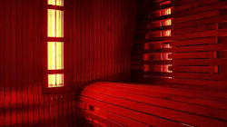 I Tried To Sit In An Infrared Sauna For An Hour, And Here's What