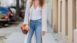 How To Wear Your Boyfriends Jeans All Week
