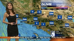 Watch A Meteorologist Get Shamed For Daring To Show Skin On Live