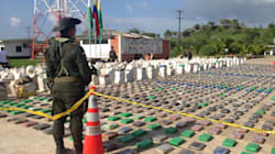 Colombia Just Made Its Biggest Domestic Cocaine Bust