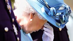 The Queen Rarely Cries, But Just Shed A Tear For Fallen