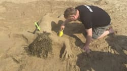 Police Apologise After Winning Sandcastle Contest With Murder