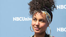 Alicia Keys Has Started A #NoMakeup Movement, And It's