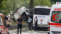 Bomb Attack On Police Bus In Istanbul Kills 11, Wounds
