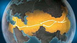 China's Ambitious Plan For A New Silk Road Takes Shape In