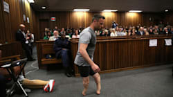 'Tearful' Pistorius Walks On Stumps In Court In Bid To Avoid
