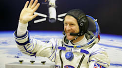 British Astronaut Tim Peake Is Back On