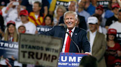 Man Arrested At Las Vegas Rally Said He Wanted To Shoot Trump