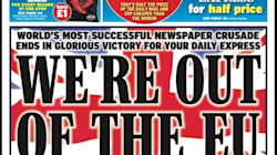 Pro-Brexit Newspapers Celebrate Victory, But Ignore Financial