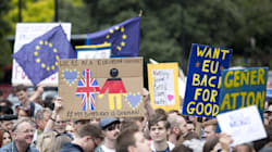 Most Brits 'Don't Want A Second EU