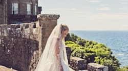 17 Real Castle Weddings Fit For A Modern Day