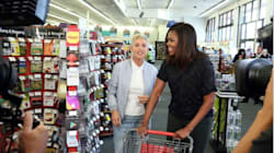 Michelle Obama And Ellen DeGeneres Get Into All Kinds Of Trouble Shopping At CVS