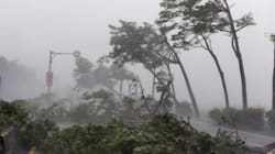 Typhoon Meranti Slams Into China Causing