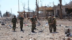 U.S.-Led Airstrikes Kill Dozens Of Syrian Soldiers: