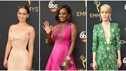 The Best-Dressed Stars On The 2016 Emmys Red