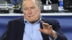 George H.W. Bush Reportedly Voting For Hillary
