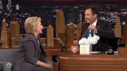 Hillary Clinton Burns Jimmy Fallon Over Donald Trump
