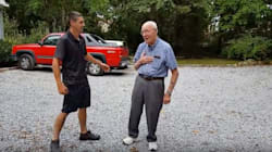 Grandpa's Heart Melts When He Receives His Dream Car From His