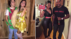 24 Couples Halloween Costumes That Are Anything But