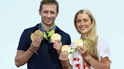 Cycling Golden Couple Laura Trott And Jason Kenny