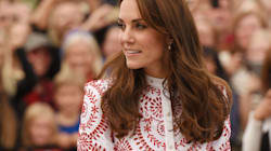 The Duchess of Cambridge Wore An Unexpected Dress And It Was Almost