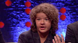 Dustin From 'Stranger Things' Speaks Out About His