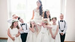 Teacher Invited Her Pupils To Her Wedding And It Was