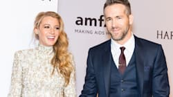 Blake Lively Gives Birth To Her Second Child With Ryan