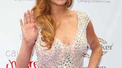 Lindsay Lohan Loses Half Of Ring Finger In Grisly Boating