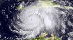 Hurricane Matthew Hits Haiti, Sparking Floods And Power