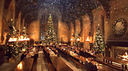 Muggles Can Now Enjoy Christmas Dinner In Hogwarts' Great