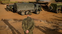 Russia Says It Has Deployed Surface-To-Air Missile System To