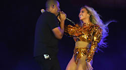 Beyoncé And Jay Z Reunite On Stage For The First Time Since