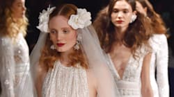 The Dreamiest Wedding Dresses At New York Bridal Fashion