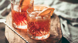If An Old-Fashioned Is Your Drink, There's Something You Should