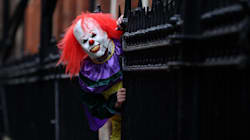 Russian Embassy Warns Citizens of 'Killer Clown' Craze Sweeping The