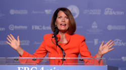 Michele Bachmann: Voting For Hillary Clinton Will Lead To Sexual