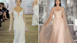 37 Super Romantic New Wedding Gowns You'll Be Obsessing