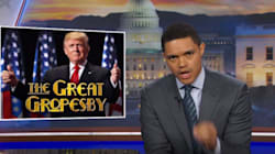 The Great Gropesby: The Daily Show's Take On