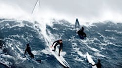 Women Finally Get A Spot In Legendary Big Wave Surfing