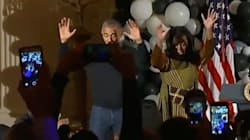 Ve a Barack y Michelle Obama bailar como zombies