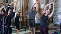 'Harry Potter' Yoga Is The Exercise Class Of Your Muggle