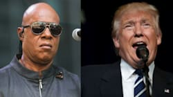 Stevie Wonder: Voting For Trump Is Like Asking Me To