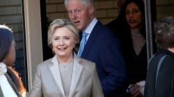 Hillary Clinton cumple con la fecha y acude a