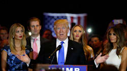 Trump Kids To Run Business While On Transition