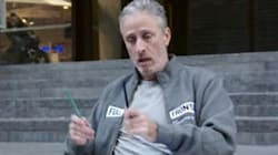 Here's What Jon Stewart Is Up To These