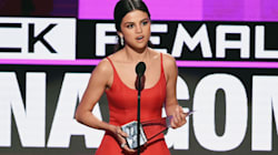 Selena Gomez's AMAs Comeback Speech Is Something Everyone Should