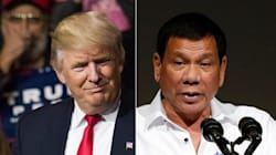 Donald Trump Invites Philippines Duterte To White