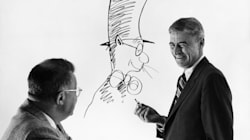Old-School Dr. Seuss Drawings Skewer Fascism One Frightening Drawing At A